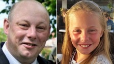 Man guilty of killing father and daughter in house fire