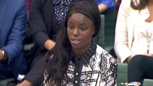 England footballer Eni Aluko: FA's actions 'bordered on blackmail'