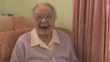 Great-great-grandmother celebrates 110th birthday