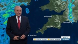 A dry and bright start in the South West