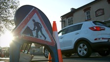 Scale of disruption caused by overrunning roadworks revealed