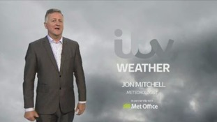 The morning forecast with Jon Mitchell