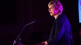 Theresa May says 'being trans is not an illness' as she promises reform