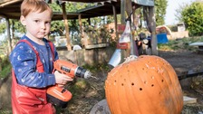 Top award for nursery where kids make toys with tools