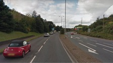 Main route into Swansea closed after accident