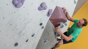 Indoor climbing now an official Olympic sport