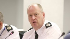 Chief Constable among officers facing misconduct probe