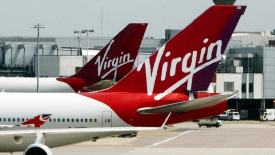 Virgin planes