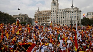 Spain to move towards direct rule after Catalonia deadline passes