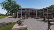 Plans for new Les Quennevais School passed
