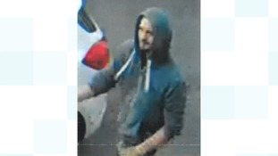Matthew Whyman is considered to be vulnerable. Police believe this CCTV image may be him.