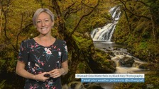 Wales Weather: Wet and windy