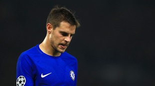 'The mood at the moment is not the best' admits Chelsea's Cesar Azpilicueta