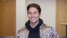 Reality TV star Joey Essex visits Cumbrian school