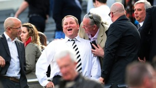 Mike Ashley's asking price is thought to be £300m - £450m.