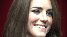 The new model of the Duchess of Cambridge.