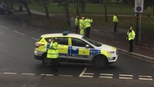 Southsea Common cordoned off after minor explosion