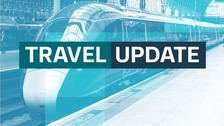 Emergency services are dealing with an incident at Derby train station.