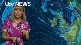 East forecast: Holly keeping close eye on Storm Brian
