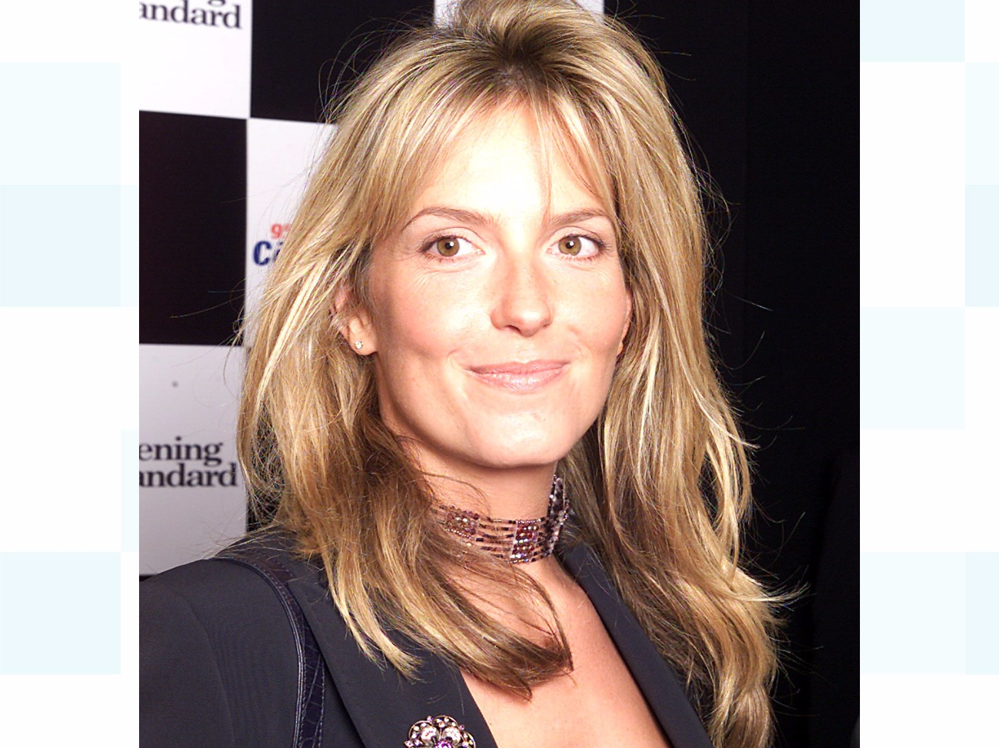 Penny Lancaster: Penny Lancaster Breaks Down In Tears As She Says She Was