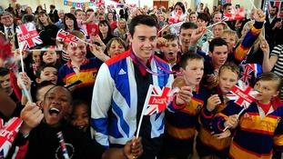 Kristian Thomas announces retirement from gymnastics