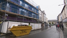Welsh Government unveils £100m regeneration scheme