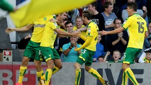 Norwich City are the favourites for Sunday's game.