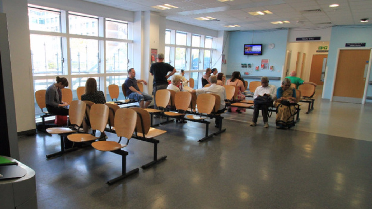 descriptive essay hospital waiting room Descriptive essay: the hospital's emergency room  people go to the emergency room because of  there are usually many family members and friends.