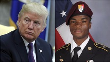 Chief of staff defends president's call to soldier's widow
