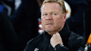 Lyon win at Goodison heaps more pressure on Everton and Koeman
