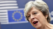 May urges EU to reach Brexit deal leaders can 'defend'