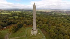 200th anniversary of Somerset's Wellington Monument celebrated today