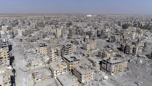 US-backed Syrian forces declare victory over so-called Islamic State in Raqqa