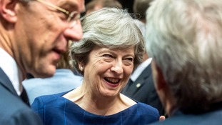 Theresa May's actions in Brussels suggest damage limitation.