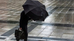 Weekend weather: Yellow warning of wind issued for the Midlands
