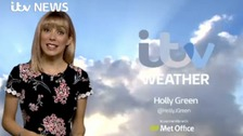 Holly has the latest weather forecast