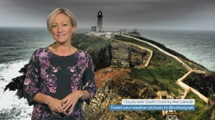 Wales Weather: Storm Brian approaches!
