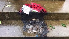 Boys charged with Hawick war memorial vandalism