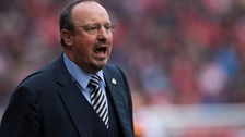 Benitez focusing on football rather than takeover talk