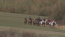 Will trail fox hunting be banned on National Trust land?