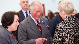 Prince Charles offers helping hand to flood-hit families