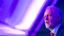 Jeremy Corbyn has cancelled a public appearance in Norwich