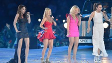 Four Spice Girls reunite for new Mel C video