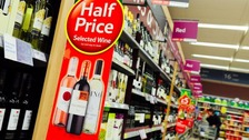 Bill to tackle availability of cheap alcohol in Wales