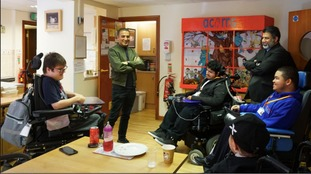 Citizen Khan's Adil Ray becomes patron of children's hospice charity