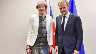 Donald Tusk: Talk of Brexit 'deadlock' has been 'exaggerated'