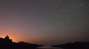 Orionids meteor shower set to peak this weekend