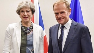 Talk of Brexit 'deadlock' has been 'exaggerated', says Donald Tusk