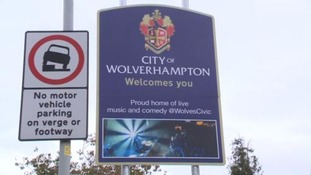 Row over council's decision to put up £23,000 welcome signs