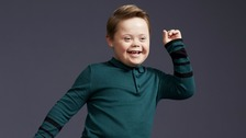 Boy with Down's Syndrome star of River Island campaign